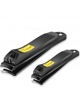 Комплект нокторезачки, 2 бр. от черна неръждаема стомана, Bestope