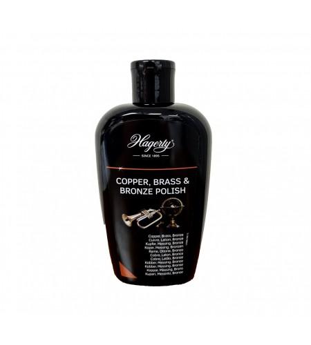 Hagerty Разтвор за почистване на месинг, мед и бронз 250 мл.