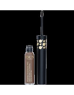 IDUN Minerals Гел за вежди с цвят - средно тъмен