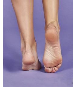 IROHA Ексфолиращи чорапи с лавандула за напукани ходила