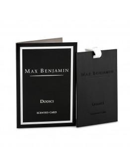Додичи Луксозна ароматна карта Max Benjamin
