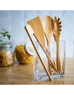 Комплект бамбукови прибори за готвене Ola Bamboo
