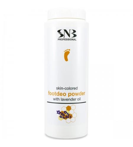 SNB Professional Део пудра за крака с прополис и лавандулово масло 100 гр.