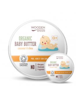 Бебешко масло за тяло WOODEN SPOON 100 мл.