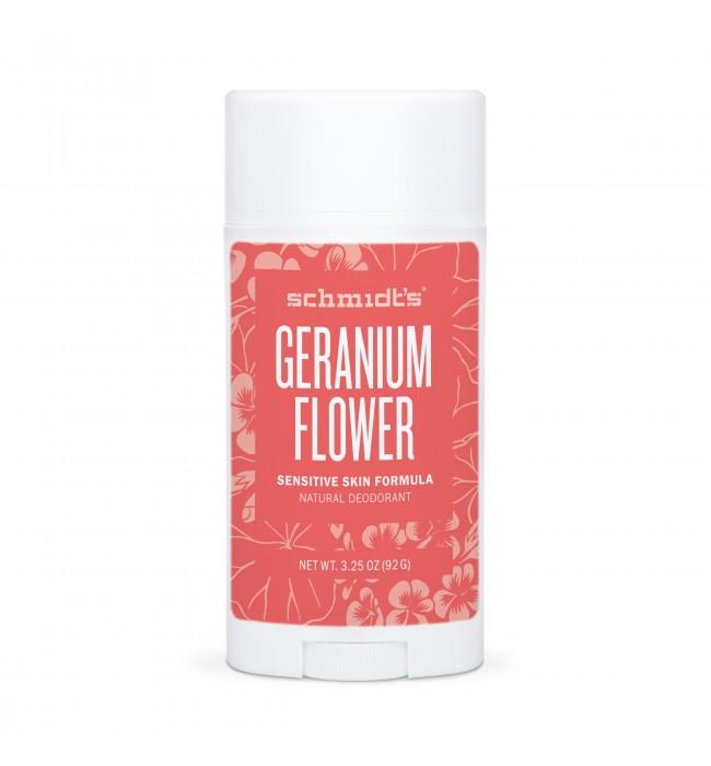 Натурален Дезодорант Гераниум Schmidt's Naturals