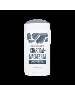 ПРОМО ПАКЕТ: 2 бр. Натурален Део Стик Въглен + Магнезий  92 гр.